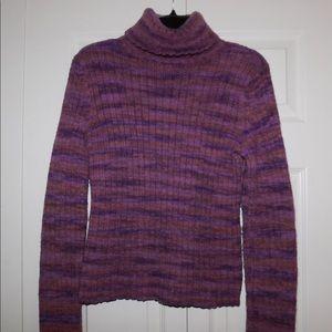 DKNY Jeans Turtleneck Sweater- Size M